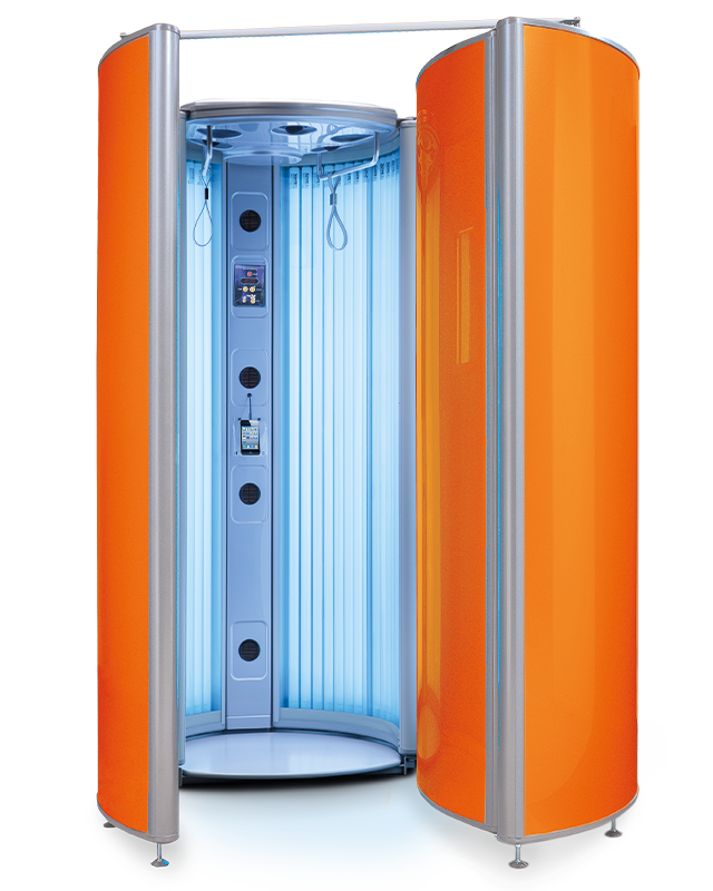 Ultrasun E-series Changing Cubicle XOM